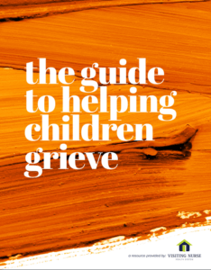 The guide to helping children grieve
