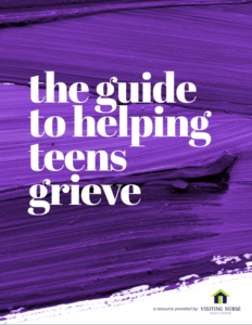 the guide to helping teens grieve