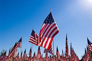 honoring veterans at Visiting Nurse Health System