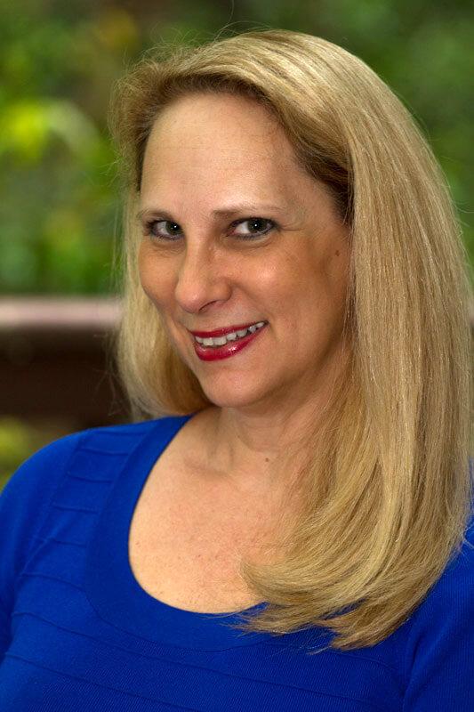 Sarah Matthews, Director of Individual Giving